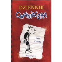Literatura młodzieżowa, Dziennik cwaniaczka (opr. broszurowa)
