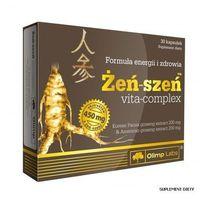 Witaminy i minerały, Olimp ŻEŃ-SZEŃ Vita-Complex 30 kaps. energia i witalność 10651