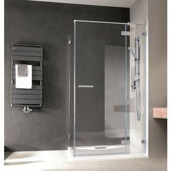 Radaway Euphoria KDJ Drzwi prysznicowe 80 prawe szkło przejrzyste 383043-01R __AUTORYZOWANY_DYSTRYBUTOR__