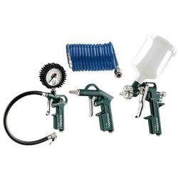 Zestaw narzędzi sprężonego powietrza Metabo LPZ 4 Set 601585000