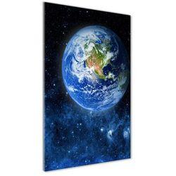 Nowoczesny fotoobraz akrylowy Kula ziemska