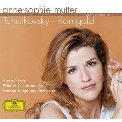 Tchaikovsky/Korngold - Violin Concertos