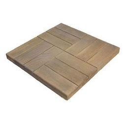 Płyta ogrodowa PARKIET szer. 45 x dł. 45 x gr. 3,5 cm BRUK-BET