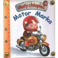 Książki dla dzieci, Motor Marka Mały chłopiec
