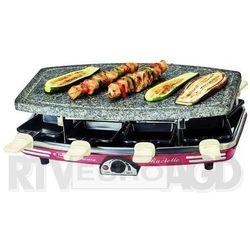 Grill ARIETE 794 Raclette Z Płytą Kamienną