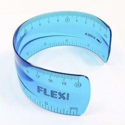 Linijka 20 cm Flexi KIDEA