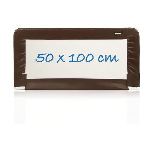 Zabezpieczenia do łóżeczek, REER Barierka zabezpieczająca do łóżka Sleep´n Keep 50x100 cm