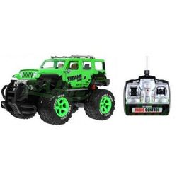 Ogromny (1:12) Zdalnie Sterowany Monster Truck Jeep Grand Cherokee + Pilot Sterujący.