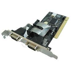 KONTROLER 2 PORTY RS-232 (COM) NA PCI