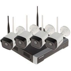 ZESTAW DO MONITORINGU NK42W0-1T(WD) Wi-Fi, 4 KANAŁY - 1080p 2.8 mm HIKVISION