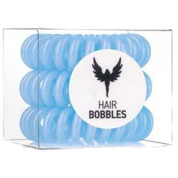 HH Simonsen HAIR BOBBLE Light Blue - Gumka do włosów (3 szt.)