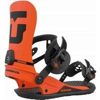 Wiązania snowboardowe, wiązania UNION - Strata (Team Hb) Union Orange (UNION ORANGE) rozmiar: L