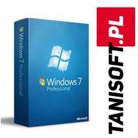 Systemy operacyjne, Windows 7 Professional Polska wersja językowa! / szybka wysyłka na e-mail / Faktura VAT / 32-64BIT / WYPRZEDAŻ