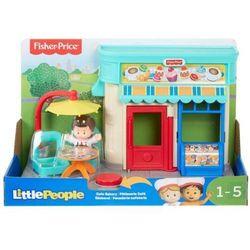 Cukiernia zestaw do zabawy little people