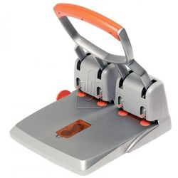 Dziurkacz Rapid HDC150/4V (150k) srebrno-pomarańczowy