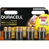 Baterie, Bateria DURACELL Basic LR6/AA (8 szt.)