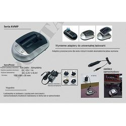 Nikon EN-EL8 / Kodak KLIC-7000 ładowarka AVMPXSE z wymiennym adapterem (gustaf)
