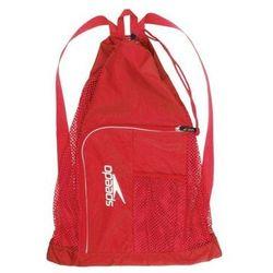 Speedo deluxe ventilator worek l, red 2020 plecaki i torby pływackie