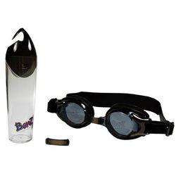 Banz Okulary do pływania basen dzieci anti-fog 3+