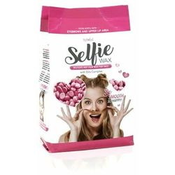 ItalWax Selfie Wax - delikatny wosk twardy w granulkach do depilacji bezpaskowej twarzy z kompleksem olejków 100 gram