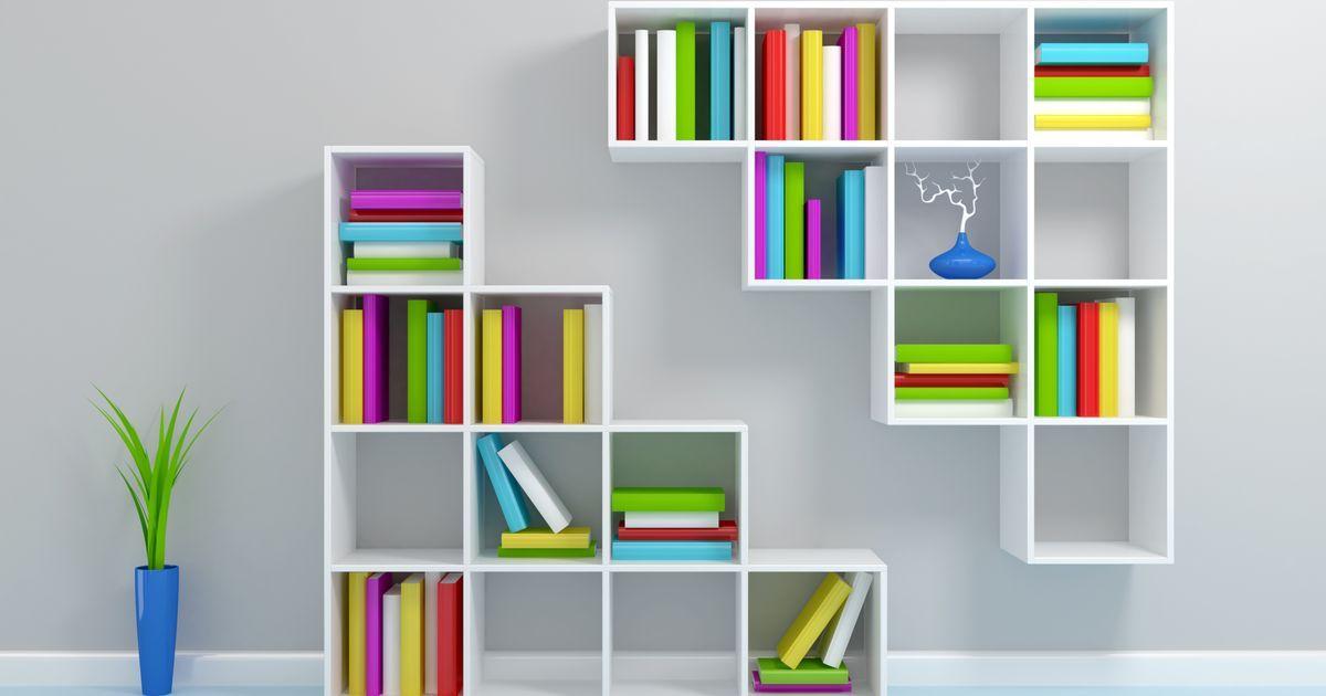 Książki Jako Dekoracja Czyli Designerskie Pomysły Na Półki